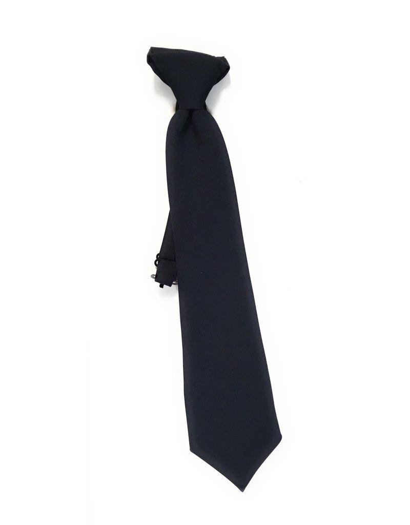 Corrine First Communion Tie (Navy Blue)
