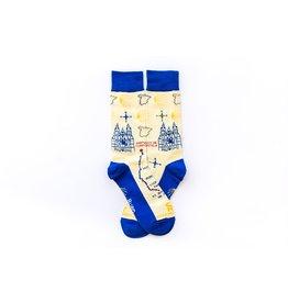Sock Religious Sock Religious Socks El Camino