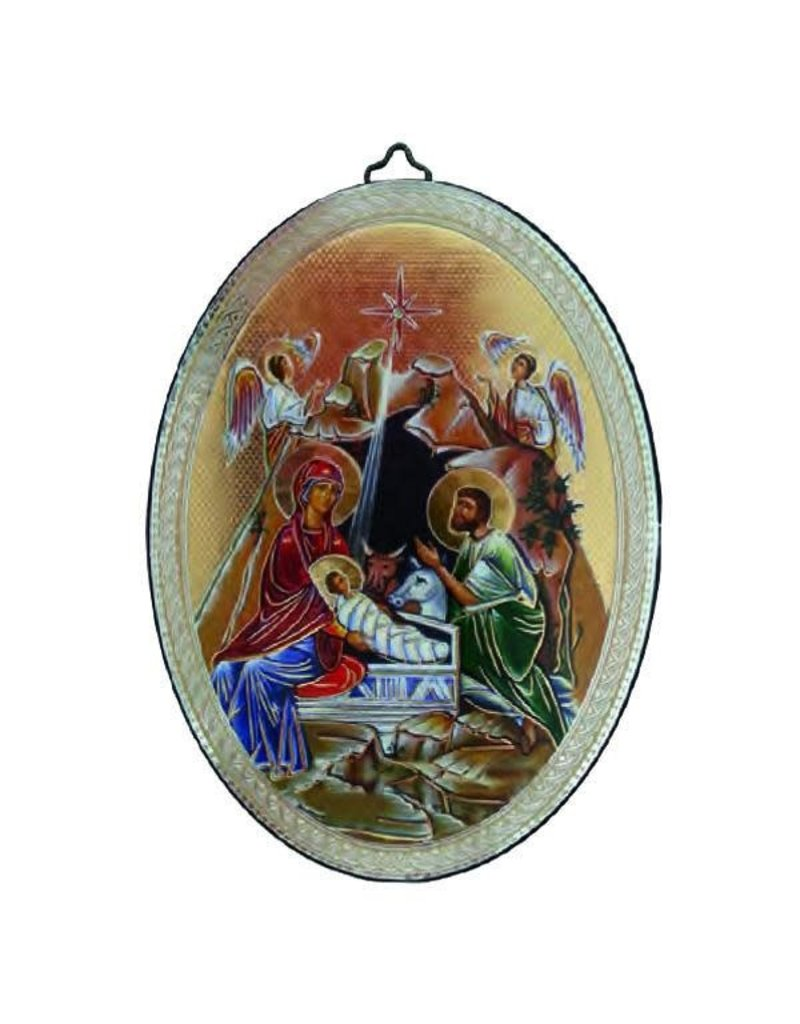 Lumen Mundi Nativity Wall Hanging