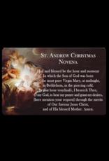 Catholic ID St. Andrew Christmas Novena