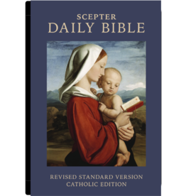 Scepter Publishers Daily Bible Bonded Leather (Our Travel Bible)