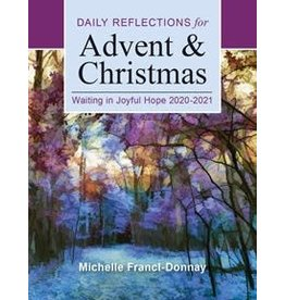 Liturgical Press Waiting in Joyful Hope: Daily Reflections for Advent and Christmas 2020-2021 - Pocket Size