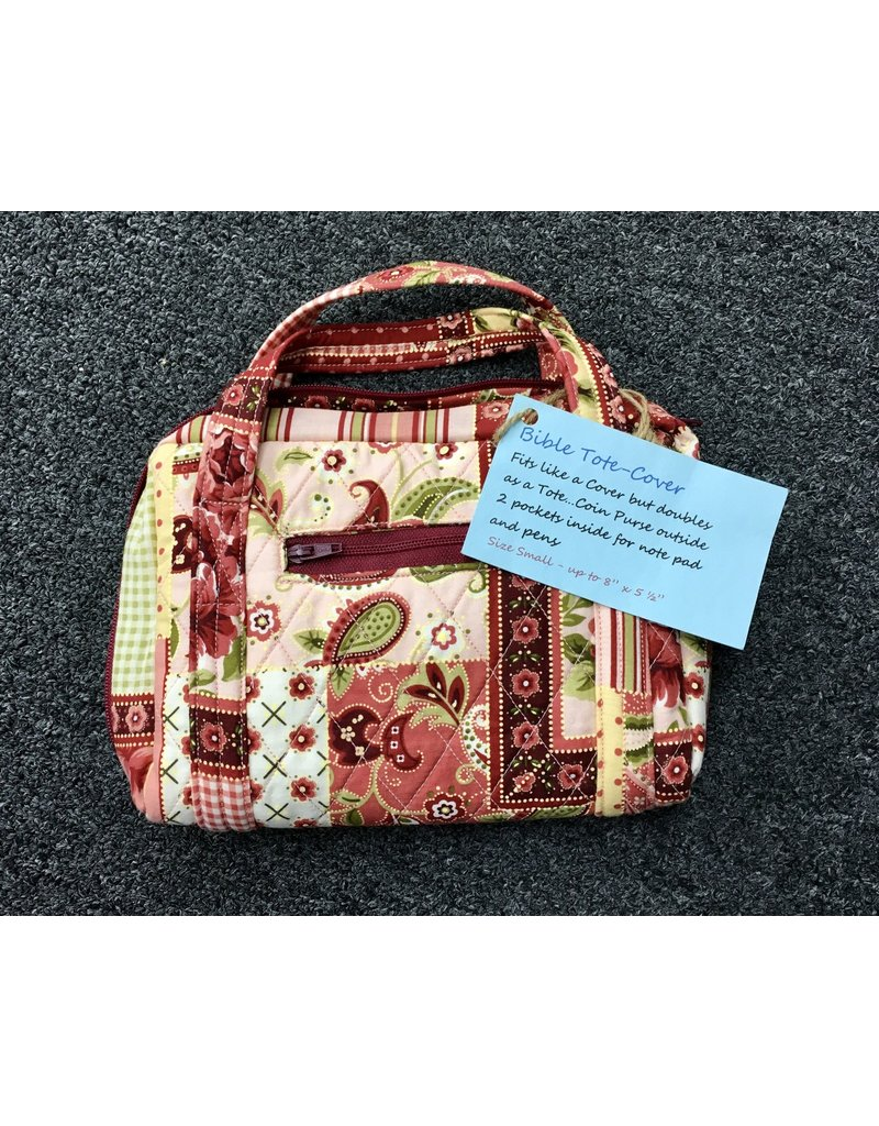 Bible Tote Cover