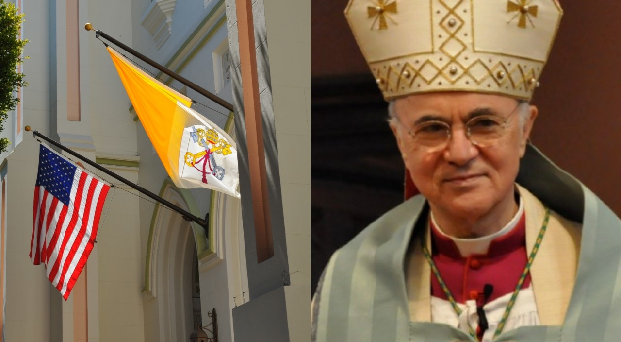 Archbishop Viganò - Letter to American Catholics and Americans of Good Will