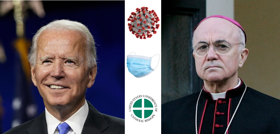 Archbishop Viganò - Letter on Biden, Covid, and the USCCB