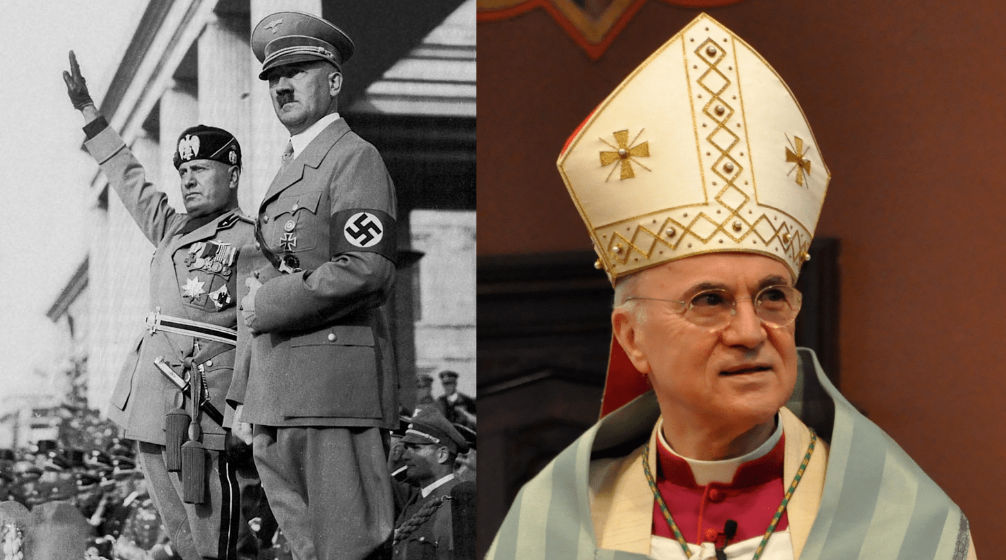 Archbishop Viganò - Letter to Mothers: Against Globalist Dictatorship
