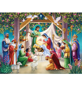 Vermont Christmas Company Magi at the Manger Cards (Box of 15)