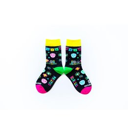 Sock Religious Kids Day of the Dead Socks