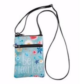 BrownlowGift Crossbody Bag-Be Fearless (5 X 7)