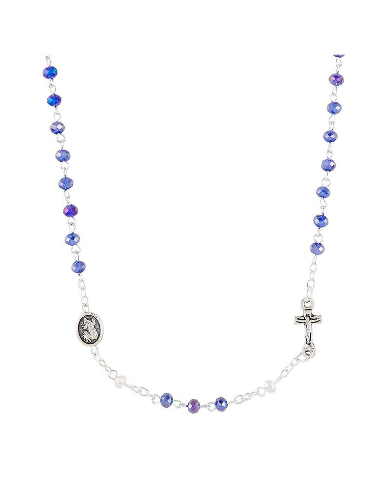 Creed Saint Michael Rosary Necklace