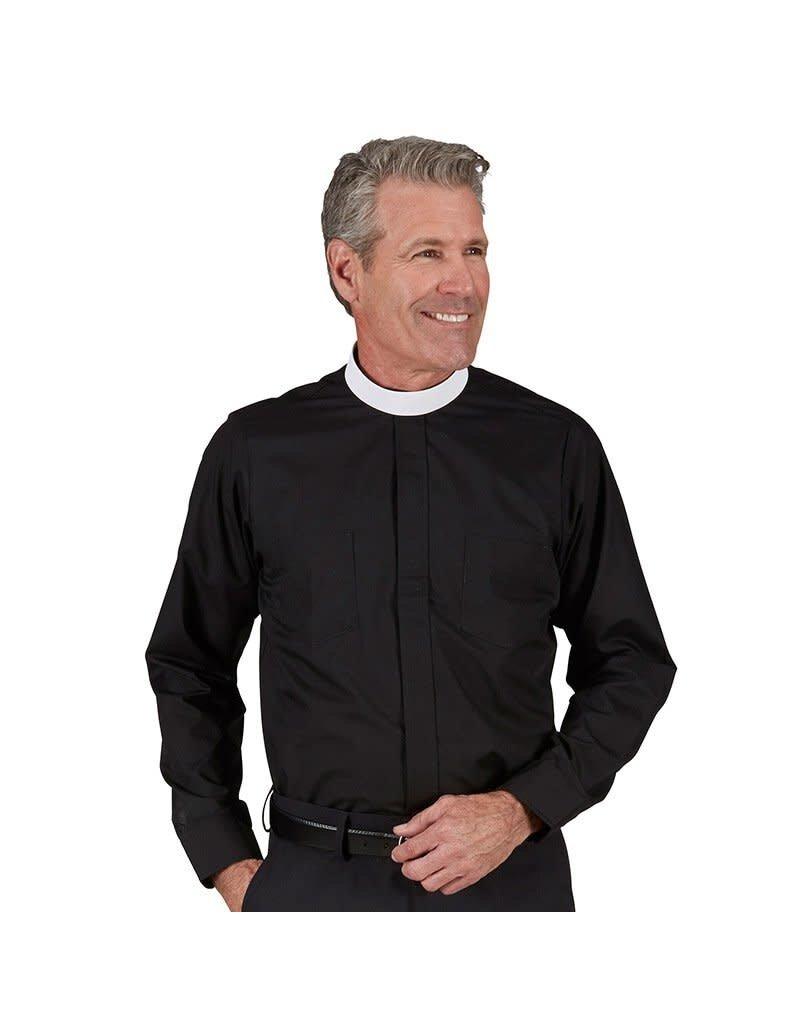 R.J. Toomey Neckband Shirt Long Sleeve