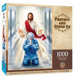 Master Pieces Jigsaw Puzzle - Protect and Guide Us (1,000 Piece)