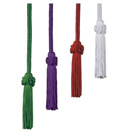 R.J. Toomey Kids Rayon Cinctures with Tassels (Set of 4)