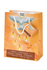 Lumen Mundi Small Gifts of the Holy Spirit Gift Bag with Gift Tissue