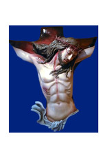 Fiat Imports 13″ Broken Christ Crucifix