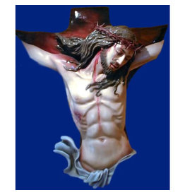 Fiat Imports 13″ Broken Christ Crucifix