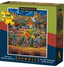 Dowdle Nativity Puzzle (1,000 Piece)