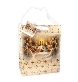 WJ Hirten Medium Last Supper Gift Bag