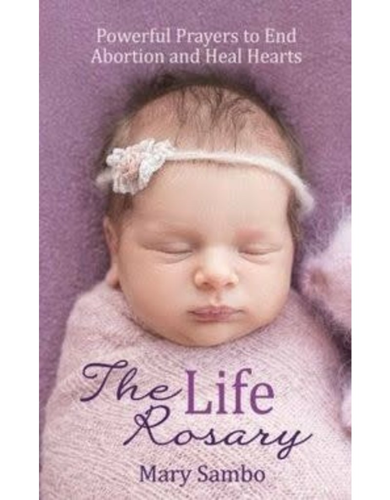 Cedar House The Life Rosary: Powerful Prayers to End Abortion and Heal Hearts Book