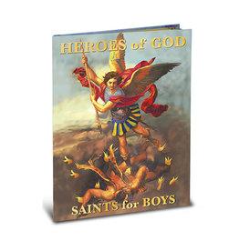 WJ Hirten Heroes of God: Saints for Boys