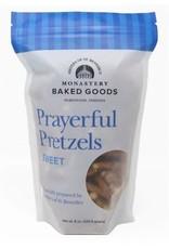 Monastery Baked Goods Monastery Baked Goods   Prayerful Pretzels - Sweet - 8oz