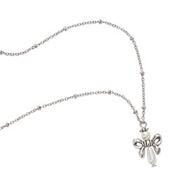"McVan 16"" Pearl Angel Necklace"