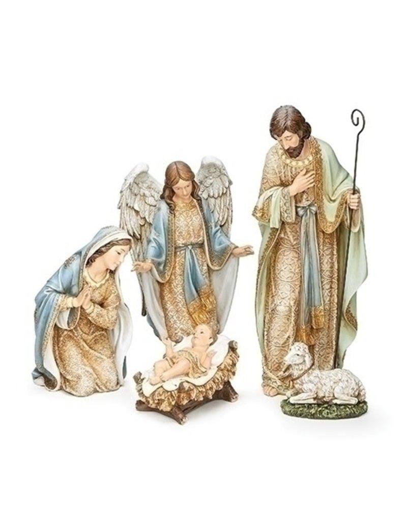 "Roman, Inc 5 Piece 21.75"" Nativity"