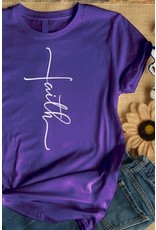 QOA Catholic Faith T-Shirt 4XL