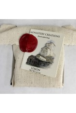 Monastery Creations Handmade All-Natural Soap (Cloverfields and Aloe) Benedictine Sisters of Perpetual Adoration