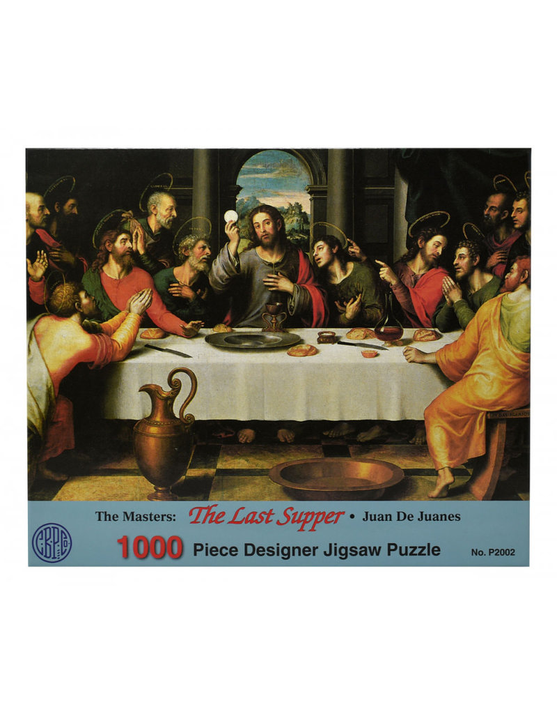 Catholic Book Publishing Corp The Last Supper Puzzle (1000 PC)