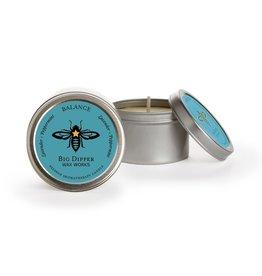 "Big Dipper Wax Works ""Balance"" Beeswax Aromatherapy Tin (1.7 oz)"