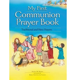 The Word Among Us Press My First Communion Prayer Book: Traditional and New Prayers
