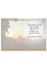 The Printery House God's Gift of Memories Sympathy Card