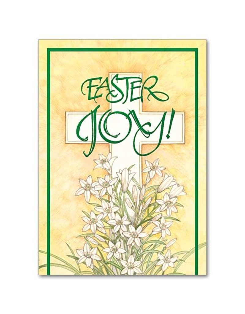 The Printery House Easter Joy Deluxe Easter Card