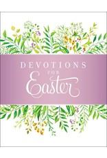 Zondervan Devotions For Easter