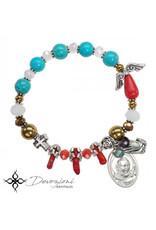 Nosotras Boutique Saint Bracelet: St. Padre Pio