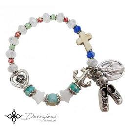 Nosotras Boutique Saint Bracelet: St. Nicholas