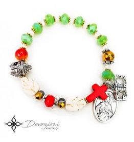 Nosotras Boutique Saint Bracelet: St. Jude Thaddeus