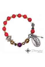 Nosotras Boutique Saint Bracelet: St. Sebastian