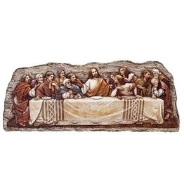 "Roman, Inc 5"" Last Supper Plaque"