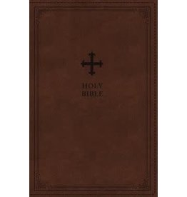 Harper Collins Catholic Gift Bible (Brown, NRSV Catholic)