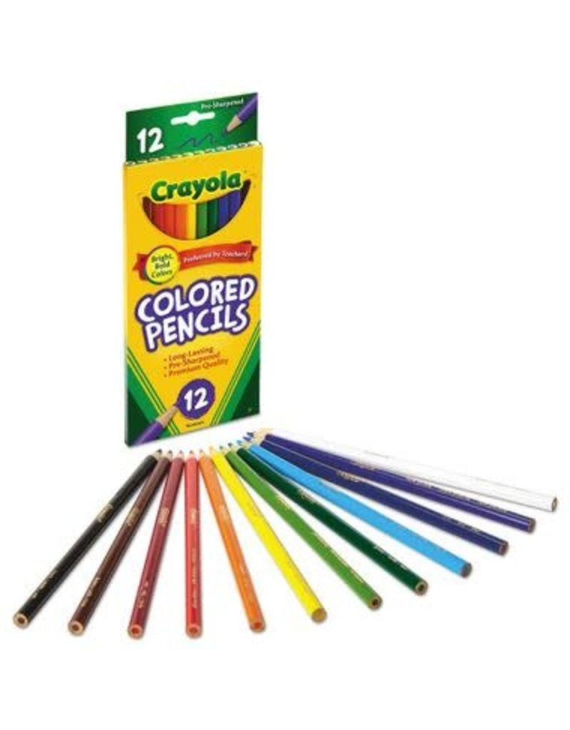 Crayola Crayola Colored Pencils (Pack of 12)