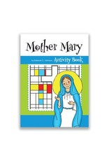 Christian Brands Aquinas Kids Activity Book - Mother Mary