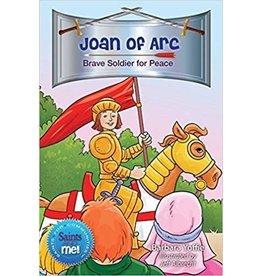 Ligouri Publications Joan of Arc: Brave Soldier for Peace ( Saints and Me! )