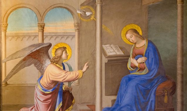 The Annunciation: Saying Yes to God