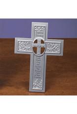 Abbey Gift Baptism Blessing Cross