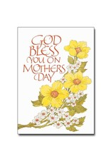 The Printery House God Bless You on Mother's Day Card