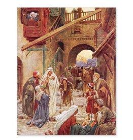 The Printery House Jesus Healing the Sick Blank Card