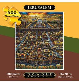 Dowdle Jerusalem Jigsaw Puzzle (500 Pieces)