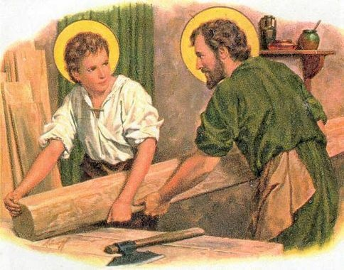 St. Joseph the Worker - Sainthood in the Small Things